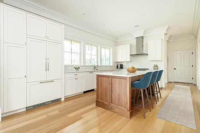 16 Everett Street #103, Boston, MA 02130 (MLS #72797209) :: Spectrum Real Estate Consultants