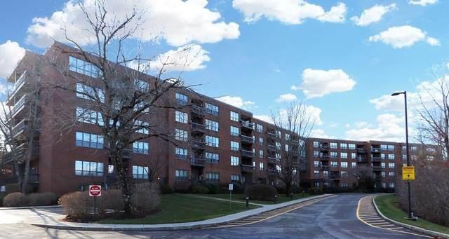 210 Nahanton St #102, Newton, MA 02459 (MLS #72797380) :: Welchman Real Estate Group