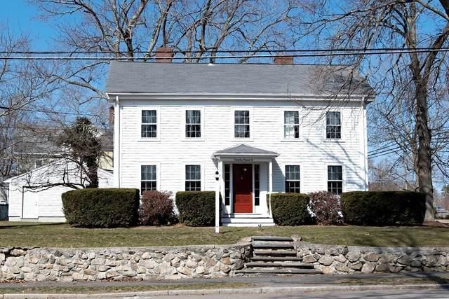 91 Pleasant Street, Walpole, MA 02032 (MLS #72797788) :: Westcott Properties