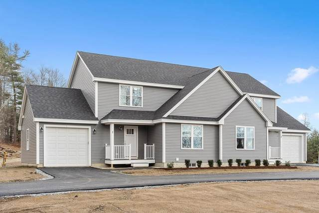 4 Scotch Pine Farm Way #1, Pepperell, MA 01463 (MLS #72798335) :: EXIT Cape Realty