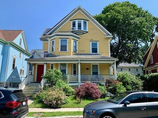 15 Centervale Park, Boston, MA 02124 (MLS #72798446) :: Boylston Realty Group