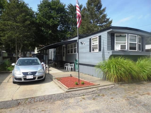 1346 Newport Avenue F2, Attleboro, MA 02703 (MLS #72798612) :: Team Tringali
