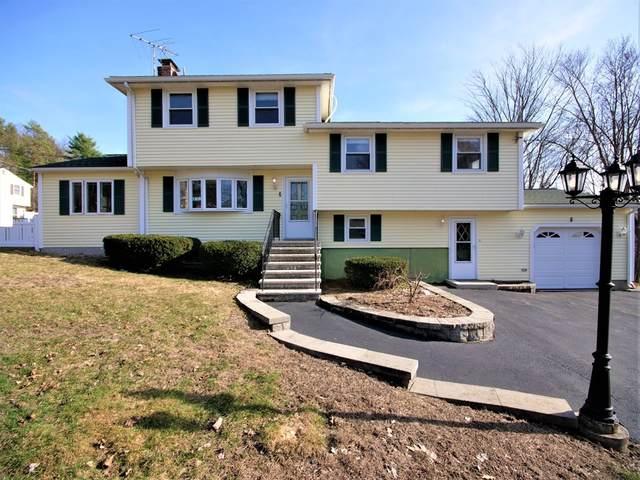 6 Crowley Rd, Burlington, MA 01803 (MLS #72799863) :: Spectrum Real Estate Consultants