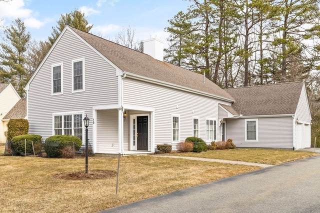 15 Kathleen Grant Rd, Easton, MA 02375 (MLS #72799897) :: EXIT Cape Realty