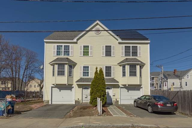 7 Bromfield St #7, Lawrence, MA 01841 (MLS #72800271) :: EXIT Realty