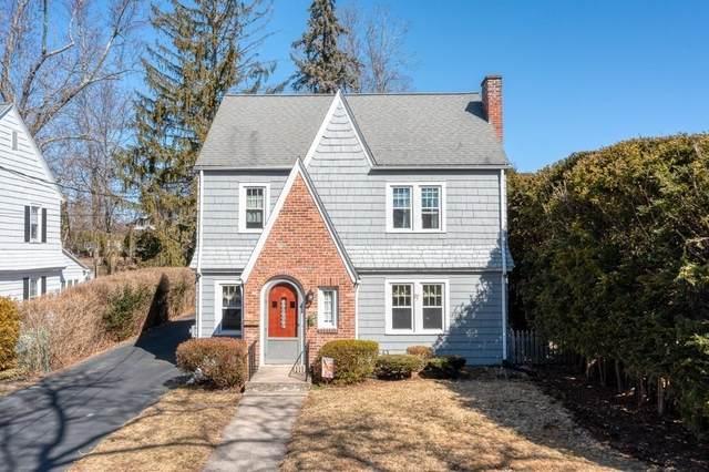 78 Nevins Avenue, Longmeadow, MA 01106 (MLS #72800373) :: NRG Real Estate Services, Inc.