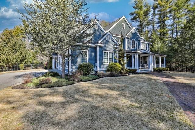 15 Winding Oaks Way, Boxford, MA 01921 (MLS #72800726) :: Dot Collection at Access