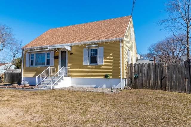 10 Arnold St, Blackstone, MA 01504 (MLS #72800886) :: Kinlin Grover Real Estate