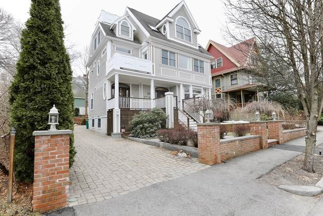 38 Braeland Ave #1, Newton, MA 02459 (MLS #72801321) :: DNA Realty Group