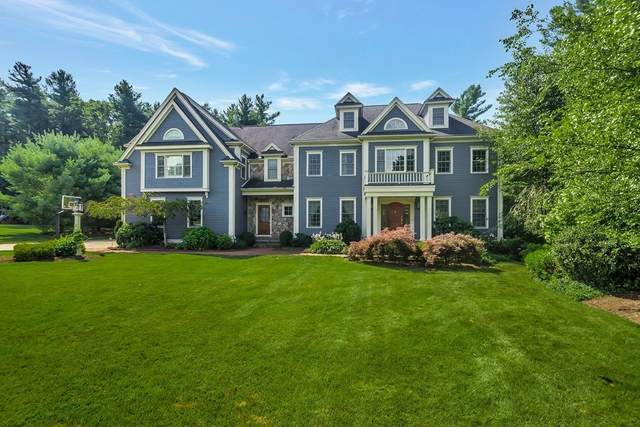 8 Shady Lane, Walpole, MA 02081 (MLS #72801643) :: Welchman Real Estate Group