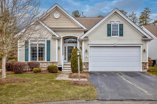 62 Cottage Cove, Plymouth, MA 02360 (MLS #72801708) :: Conway Cityside