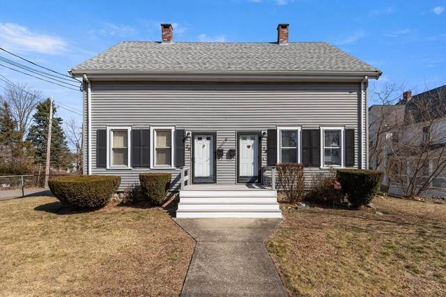 28 Davis Ave #28, Norwood, MA 02062 (MLS #72801744) :: Trust Realty One
