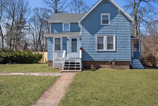 44 Silver St, Randolph, MA 02368 (MLS #72801750) :: DNA Realty Group