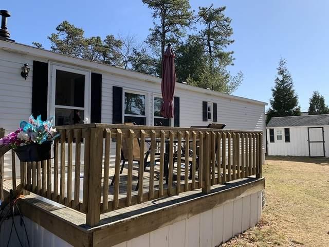 185 Pineview Terrace, Wareham, MA 02576 (MLS #72801882) :: Spectrum Real Estate Consultants