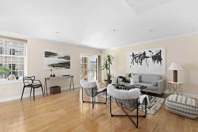 1 Russell Street #101, Cambridge, MA 02140 (MLS #72802024) :: Spectrum Real Estate Consultants