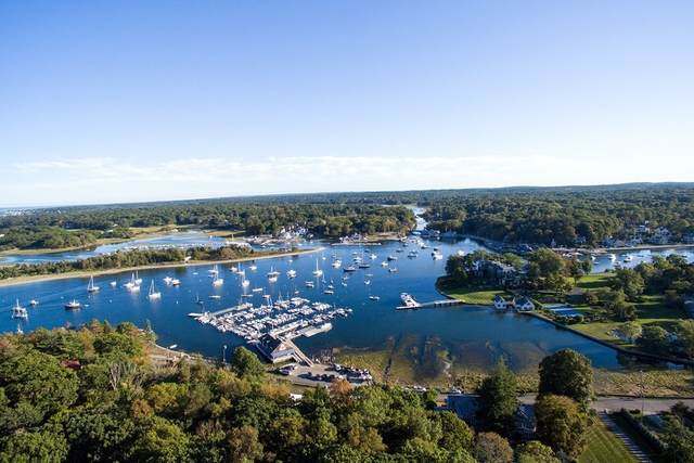 98 Howard Gleason Lot 26, Cohasset, MA 02025 (MLS #72802127) :: Spectrum Real Estate Consultants