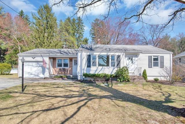41 Aberdale Dr, Springfield, MA 01129 (MLS #72802491) :: Welchman Real Estate Group