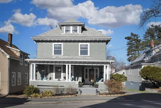 107 Burrill, Swampscott, MA 01907 (MLS #72802611) :: Welchman Real Estate Group