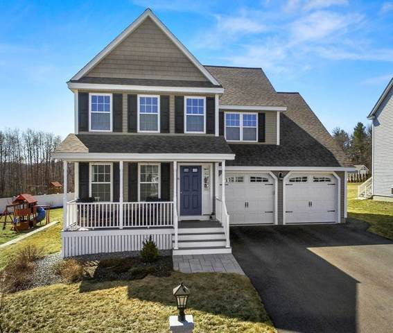 6 Poplar Hill Cir, Merrimac, MA 01860 (MLS #72802625) :: Welchman Real Estate Group