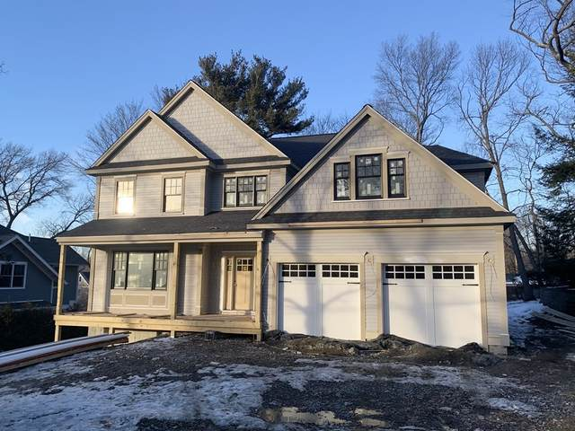 21 Laurel Hill Lane, Winchester, MA 01890 (MLS #72802704) :: Spectrum Real Estate Consultants