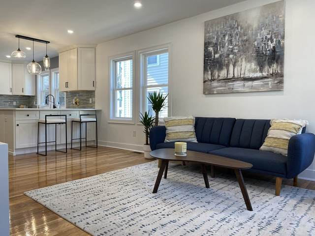 95 Wellsmere #2, Boston, MA 02131 (MLS #72802802) :: Westcott Properties