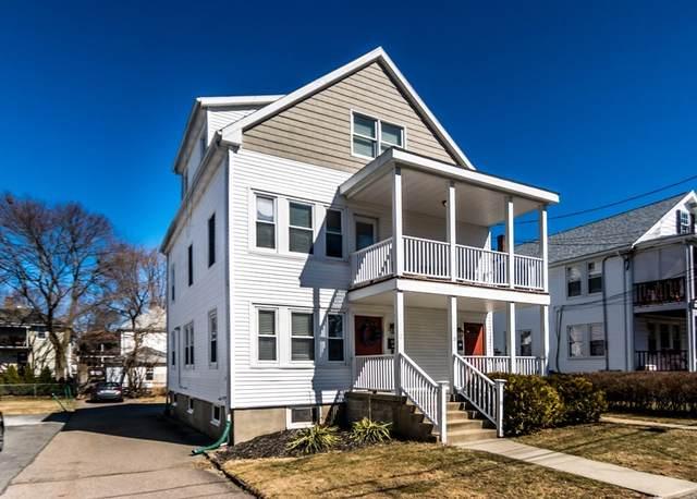 17 Cambria Rd #17, Newton, MA 02465 (MLS #72803010) :: Spectrum Real Estate Consultants