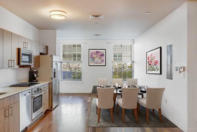 45 1st Avenue #303, Boston, MA 02129 (MLS #72803085) :: Westcott Properties
