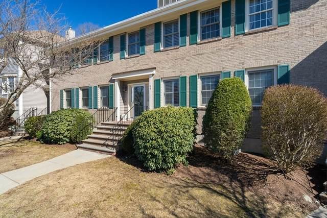 501 Lexington St #99, Waltham, MA 02452 (MLS #72803174) :: Welchman Real Estate Group