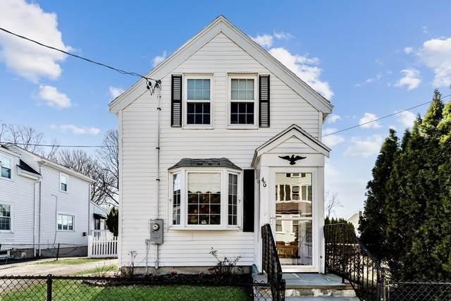 46 Johnson St., Boston, MA 02132 (MLS #72803274) :: Charlesgate Realty Group