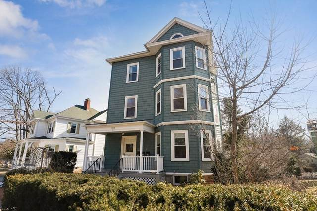 254 Clyde St #3, Brookline, MA 02467 (MLS #72803332) :: Conway Cityside