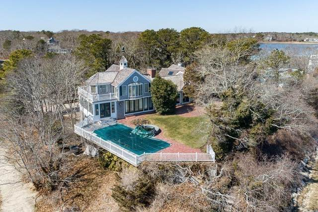 141 Daniels Island Road, Mashpee, MA 02649 (MLS #72803431) :: Team Roso-RE/MAX Vantage