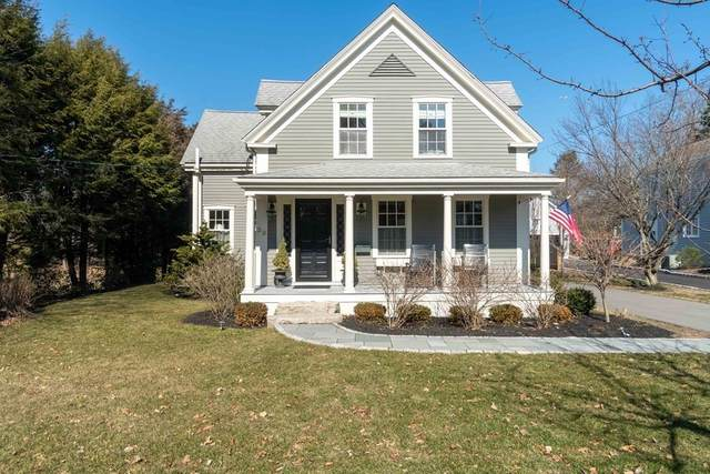 39 Lincoln Street, Hingham, MA 02043 (MLS #72803439) :: EXIT Cape Realty