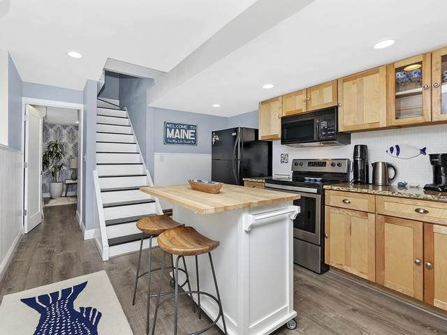 99 Bartlett Street #1, Boston, MA 02129 (MLS #72803488) :: Charlesgate Realty Group