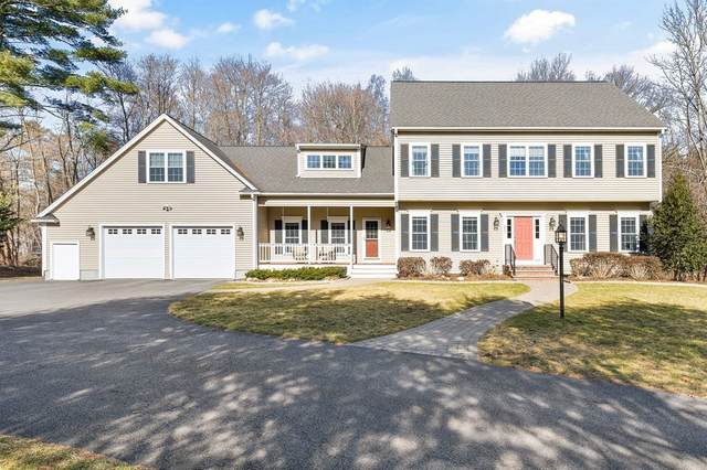 257 Sheridan Street, Easton, MA 02356 (MLS #72803532) :: Welchman Real Estate Group