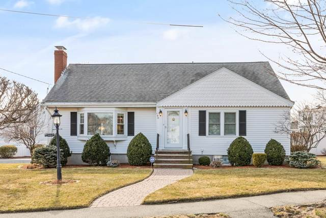 160 Franklin St, Milton, MA 02186 (MLS #72803579) :: DNA Realty Group