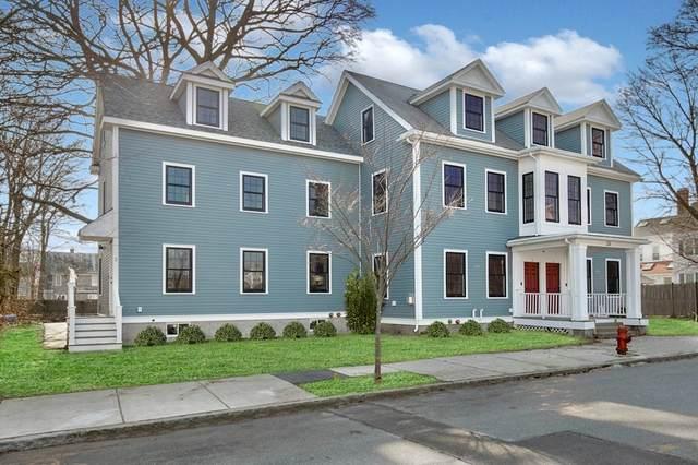 23 Washington Street #1, Beverly, MA 01915 (MLS #72803609) :: EXIT Realty