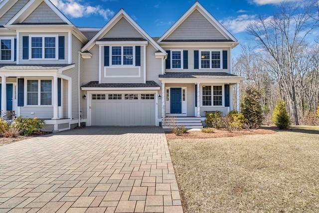 16 Grey Oaks Circle #16, Lexington, MA 02421 (MLS #72803616) :: EXIT Realty