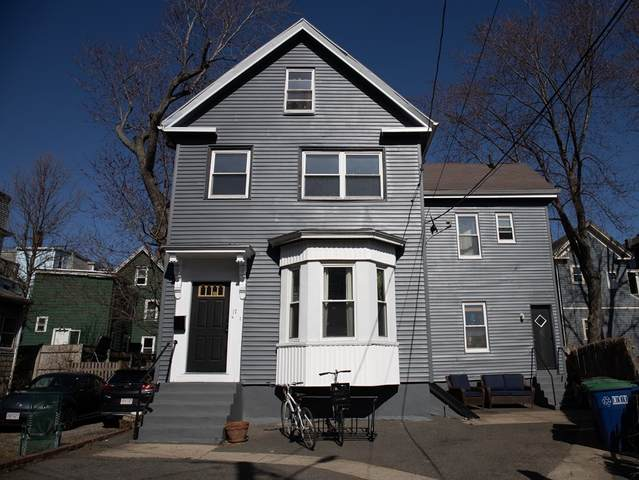 17 Bow St Place #1, Somerville, MA 02143 (MLS #72803653) :: Westcott Properties