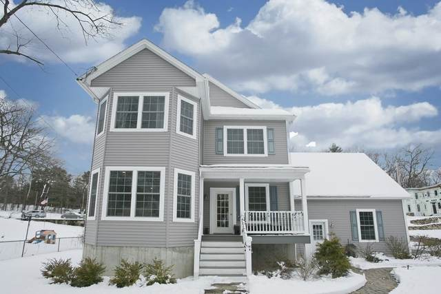 87 Vincent Road, Dedham, MA 02026 (MLS #72803654) :: Spectrum Real Estate Consultants