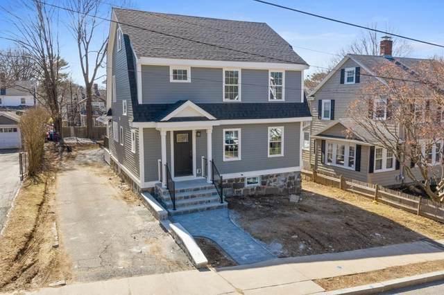 223 Wren Street, Boston, MA 02132 (MLS #72803683) :: Welchman Real Estate Group