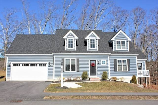 85 Pheasant Run Court, Wrentham, MA 02093 (MLS #72803690) :: Zack Harwood Real Estate | Berkshire Hathaway HomeServices Warren Residential