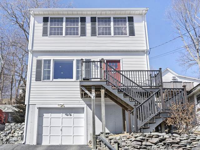72 Hillcrest Street, Waltham, MA 02451 (MLS #72803722) :: DNA Realty Group