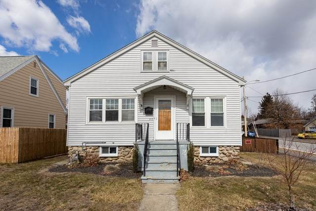 95 Clark St, Worcester, MA 01606 (MLS #72803734) :: Kinlin Grover Real Estate