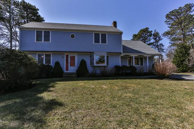 6 Betty Ave, Sandwich, MA 02537 (MLS #72803784) :: Spectrum Real Estate Consultants