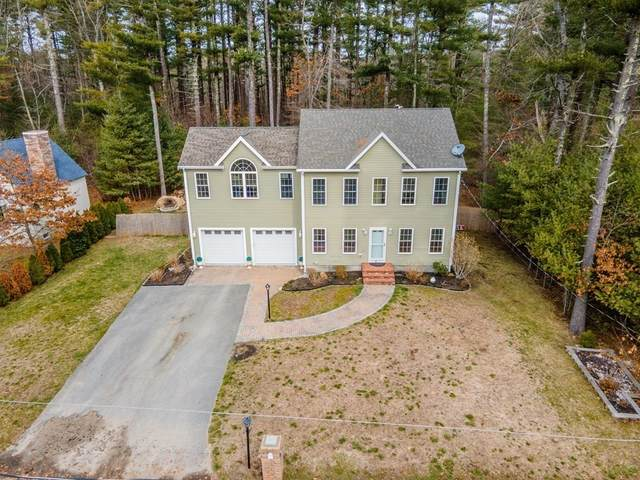 43 Canedy St, Wareham, MA 02576 (MLS #72803928) :: DNA Realty Group