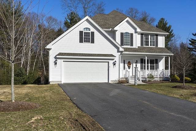 9 Ashley Lane #9, Methuen, MA 01844 (MLS #72804221) :: EXIT Realty