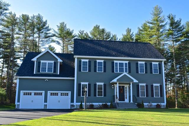Lot 61/236 Forbes Rd., Rochester, MA 02770 (MLS #72804278) :: Team Tringali