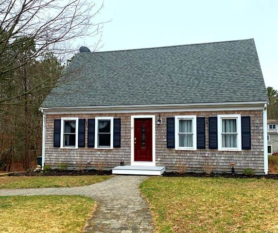 77 Antone Ave, Falmouth, MA 02536 (MLS #72804412) :: Welchman Real Estate Group