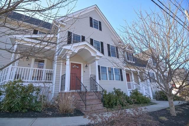 15 Littleton Rd 4B, Harvard, MA 01451 (MLS #72804544) :: Welchman Real Estate Group