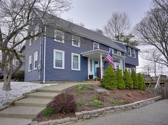 68 Warren Avenue, Woburn, MA 01801 (MLS #72804728) :: Westcott Properties